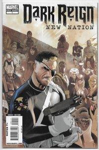 Dark Reign  : New Nation   #1 FN