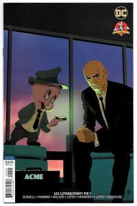 Lex Luthor Porky Pig Special #1 Variant Cvr (DC, 2018) NM