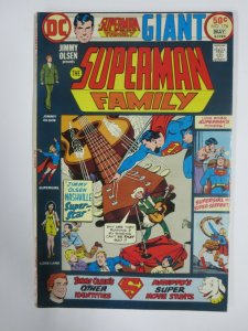 SUPERMAN FAMILY #176 VERY GOOD PLUS (DC, May 1976) Supergirl! Jimmy Olsen