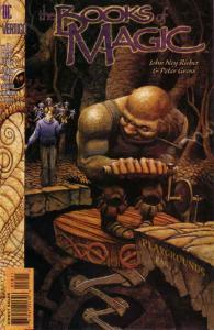 Books of Magic, The #18 VF/NM; DC/Vertigo   save on shipping - details inside