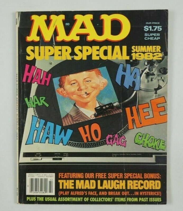 Mad Super Special #39 VG; E.C | low grade comic - save on shipping - details ins