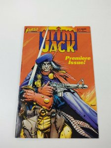 Grimjack #1 john ostrander - first comics - tim truman - august 1984