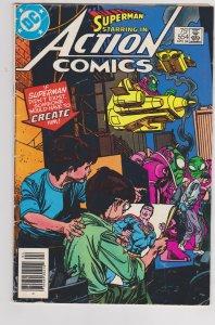 Action Comics #554 (1984)