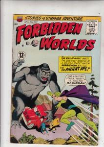 Forbidden Worlds #132 (Dec-65) FN/VF Mid-High-Grade Magicman