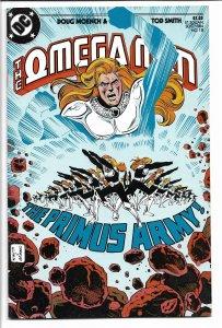 The Omega Men #18 (1984)