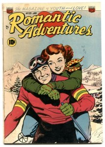 My Romantic Adventures #29 1953- communism story VG