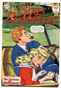 GIRLS' ROMANCES #92 1963-DC ROMANCE-NICE FN+