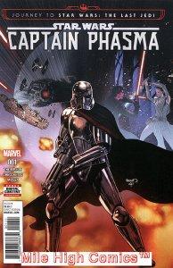 JOURNEY TO STAR WARS LAST JEDI: CAPTAIN PHASMA (2017 Series) #1 Very Fine Comics