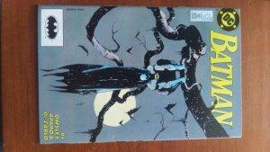 Batman #431 March 89. Excellent Condition