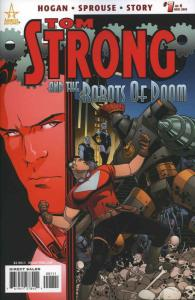 Tom Strong and the Robots of Doom #1 VF/NM; America's Best | save on shipping -