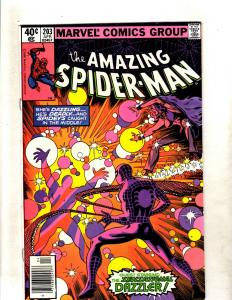 Amazing Spider-Man # 203 NM Marvel Comic Book Goblin Aunt May Mary Jane JF11