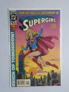 DC Supergirl # 1 8.0 VF (1994)
