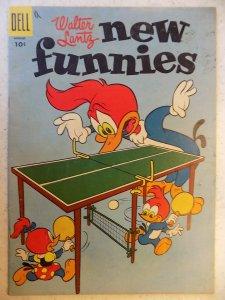 Walter Lantz New Funnies #222 (1955)