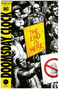 Doomsday Clock #1 - 5th Printing Variant (DC, 2019) NM