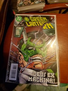 Green Lantern #89 (1997)