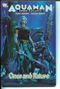 Aquaman:Sword Of Atlantis-Kurt Busiek-TPB-Trade