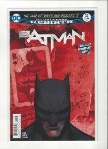 Batman #25 DC Rebirth  Anniversary Joker DC Comics Unread NM
