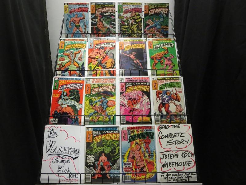 TALES TO ASTONISH (1979) 1-14 reprint series complete