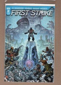 First Strike #2 (2017)