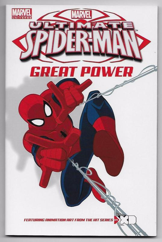 Ultimate Spider-Man Great Power TPB Digest Collects 1st Printing (Marvel) New!