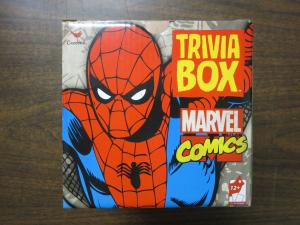 Marvel Comics Trivia Box Cards 100s of Questions to Test Your Knowledge!