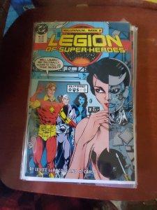 Legion of Super-Heroes #42 (1988)