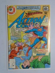 Action Comics (DC) #492 Whitman 4.5 (1979)