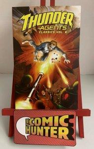 T.H.U.N.D.E.R. Agents Classics Vol. 6 2013 Paperback Steve Skeates
