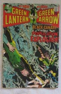 Green Lantern #81 (Dec 1970, DC) Neal Adams art VG/F 5.0