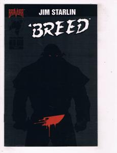 Breed #1 VF Malibu Comics Modern Age Comic Book Jim Starlin 1994 DE48