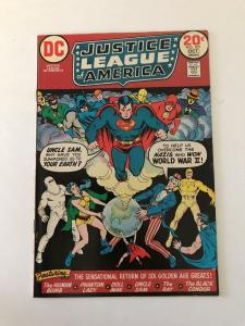 Justice League of America #107  (DC Comics; Oct, 1973) - VF+