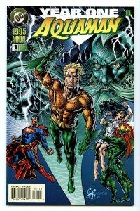 Aquaman V3 Annual 1 Jul 1995 NM- (9.2)