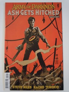 Army of Darkness: Ash Gets Hitched #4 (2016) Variant Cover