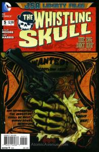 JSA Liberty Files: The Whistling Skull #5 FN; DC | save on shipping - details in