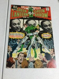 Green Lantern 84 Vf Very Fine 8.0 Green Arrow DC Comics