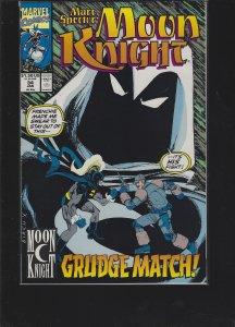 Marc Spector: Moon Knight #34 (1992)