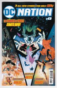 DC NATION (2018 DC) #0 Main Cover