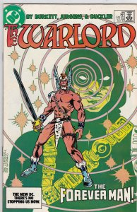 DC Comics! The Warlord! Issue 86!