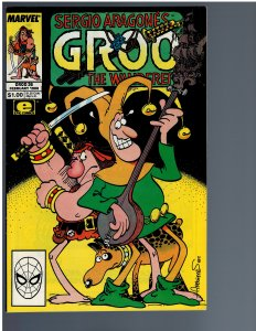Groo the Wanderer #36 (1988)