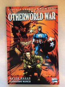 Captain America / Nick Fury: The Otherworld War by Hogan & Manco 2001 PB
