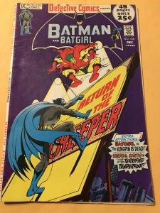 Detective Comics #418 : DC 12/71 Fn+; early CREEPER, Batgirl, Batmite