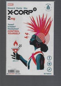 X-Corp #2 (2021)