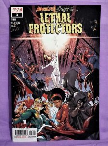 Frank Tieri Absolute Carnage LETHAL PROTECTORS #3 Flaviano (Marvel, 2019)!