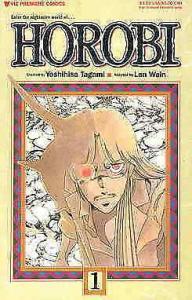 Horobi Part 1 #1 VF/NM; Viz | save on shipping - details inside