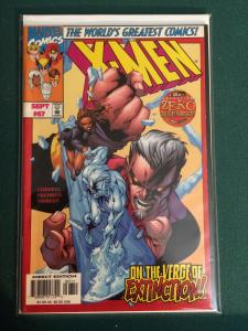 X-Men #67 Operation Zero Tolerance