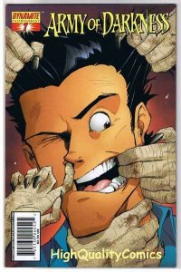 ARMY of DARKNESS #7, NM, Deadites, Chainsaw, Gun, 2005, more AOD in store, Waa
