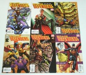 Last Defenders #1-6 VF/NM complete series - joe casey - she-hulk - colossus set