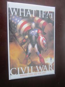 What If Civil War (2007) #1B - 8.0 VF - 2008