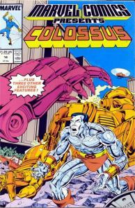 Marvel Comics Presents (1988 series) #14, NM- (Stock photo)