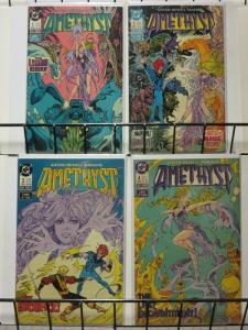 AMETHYST (1987-1988) 1-4 Giffen & Maroto complete story